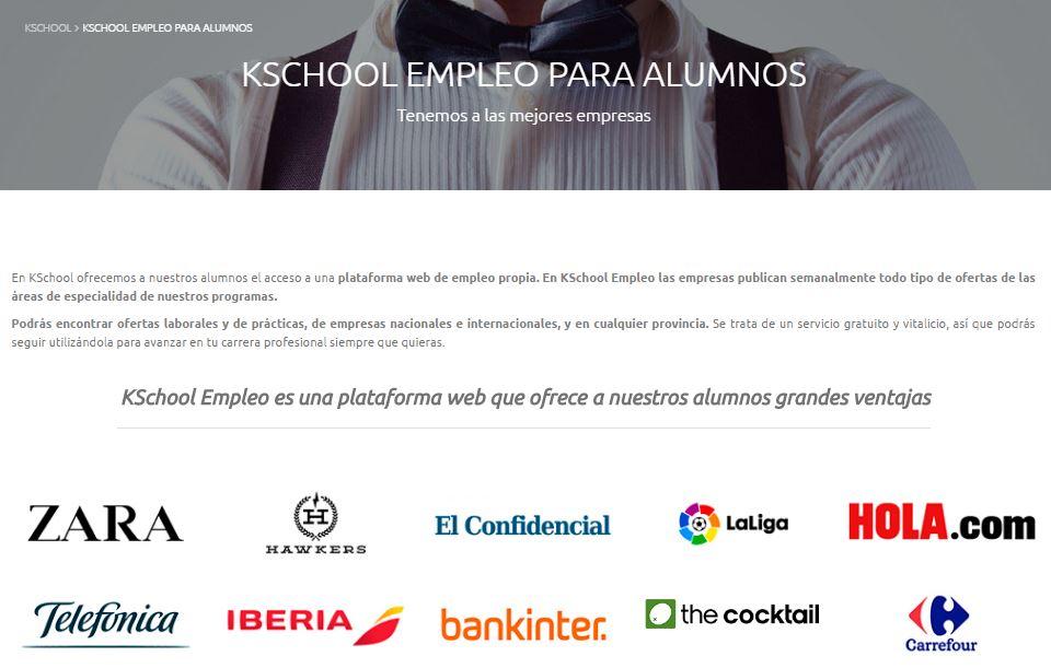 KSchool_Empleo_Alumnos