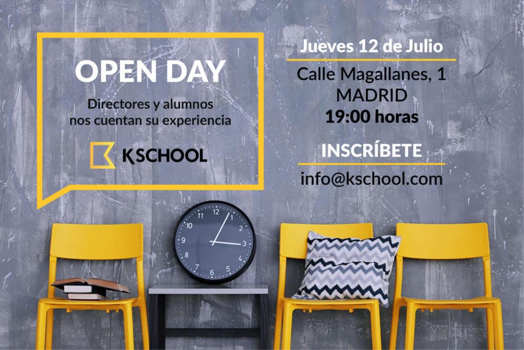 Creatividad aúla Open Day