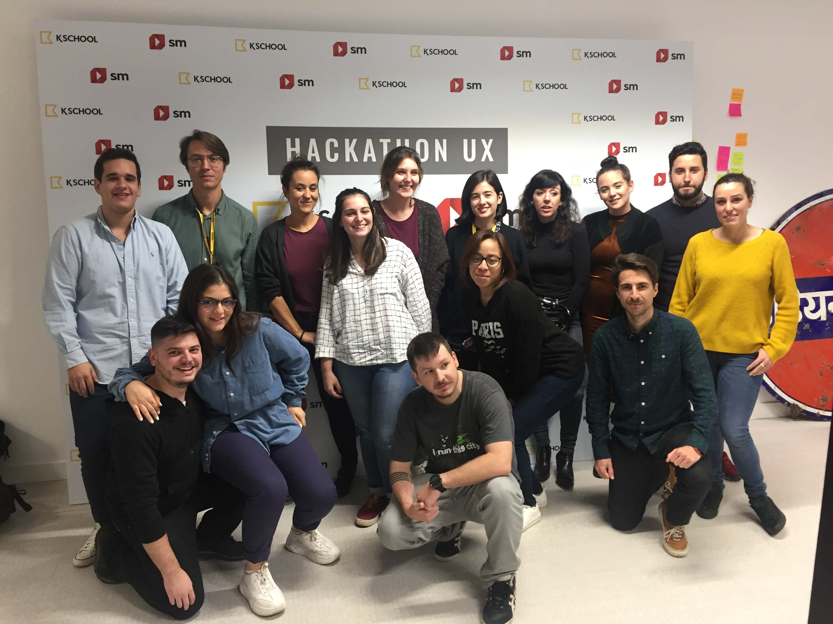 Hackathon KSchool & SM